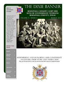 Dixie Banner March 2014