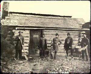 fall of 1861